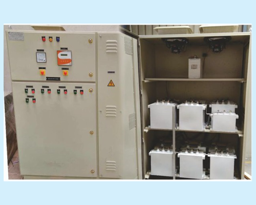 APFC Capacitor Panel, Automatic Power Factor Controller